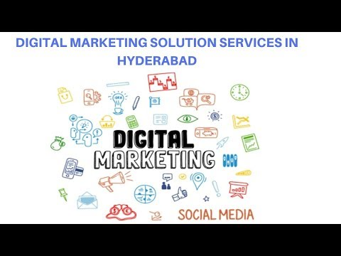 Digital Marketing Solution Services in Hyderabad  Madhapur  Hitech city