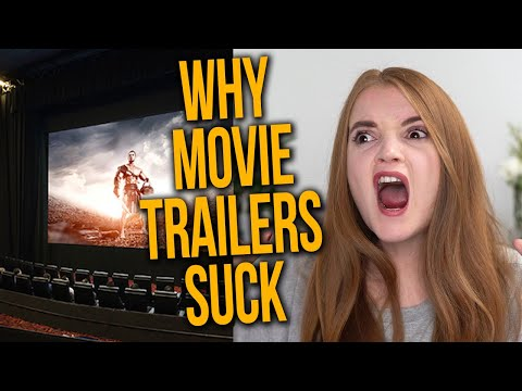 THE WORST HORROR MOVIE TRAILERS ! a rant about spoiler trailers | Spookyastronauts