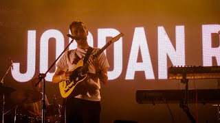 """Rolling Into One""   Jordan Rakei Live In Manila 2019 | Karpos Live Mix 6 (9119)"
