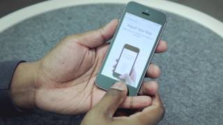 EE -- iPhone 5s -- How to set up touch ID on the iPhone 5s