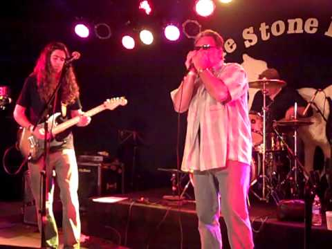 slackjaw with guest nasty ned on harp @ the stone pony (7/29/11)