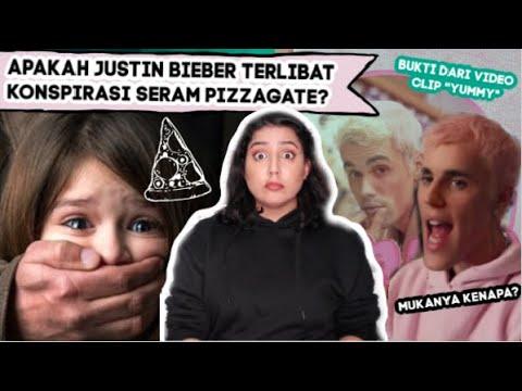 Teori Konspirasi Justin Bieber dan Pizza Gate