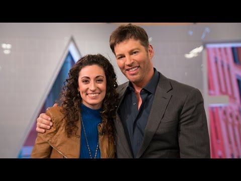 Featured on the Harry Connick, Jr show for work in music therapy!
