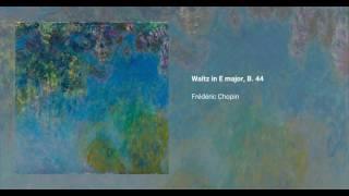 Waltz in E major, B. 44