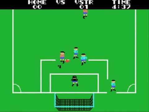 Champion Soccer (Japan) Sega - SG-1000 INGAME