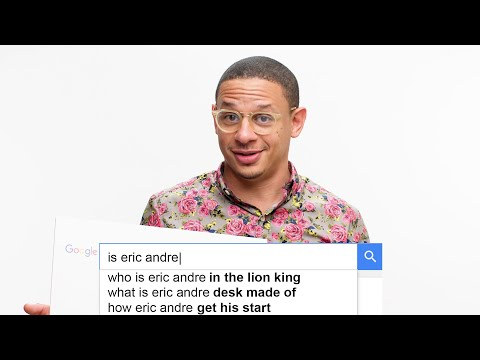 This is the first video I've seen of Eric Andre where he is completely out of character.