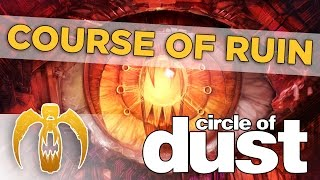 Circle Of Dust - Course Of Ruin [Remastered]