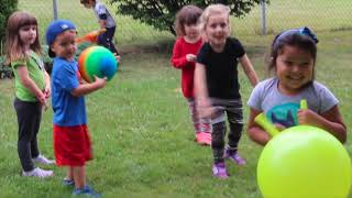 Supporting Physical Activity In The Childcare Environment: The SPACE Study