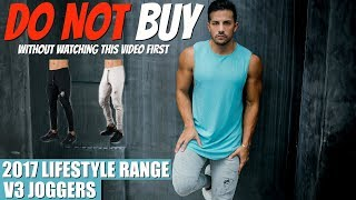 What You Need To Know: V3 Joggers & Lifestyle Range Launch   September 30th, 2017