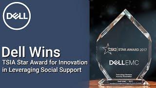Dell Wins TSIA Star Award