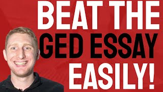 How To Easily Beat The GED Language Arts Extended Response Essay In 2020!