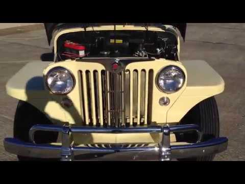 Video of '49 Jeepster - GPZA