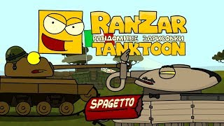 Tanktoon: Spagetto. RanZar