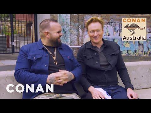 Conan v Austrálii #7: Domorodci a loučení