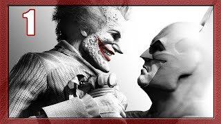 Batman Arkham Origins Walkthrough Part 1 | Batman Arkham Origins Gameplay | Lets Play Series