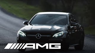 The Mercedes-AMG C 63 S | SLOW MOTION