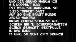 Culcha Candela - Berlin City Girl (mit Lyrics)