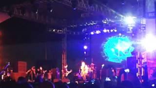 P O D  - Boom - Live in Guadalajara - Revolution Fest 2014