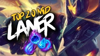 Top 20 MID LANER Plays #16 | League Of Legends