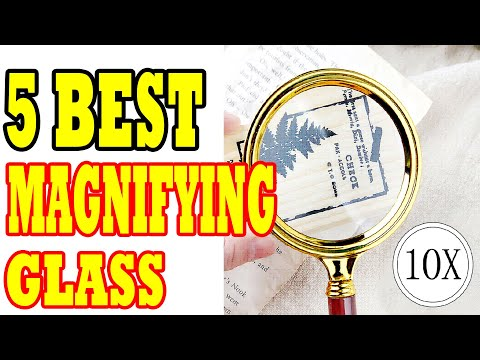 Top 5:Best Magnifying Glass || 250 Degree Eyewear Presbyopic Lupa Spectacles Magnifying Glasses