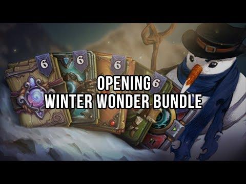 Opening Winter Wonder Bundle