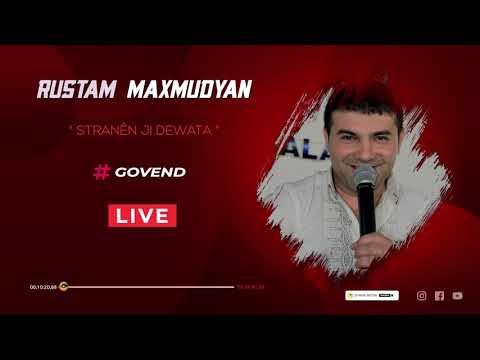 Rustam Maxmudyan - Stranên ji Dewata (LIVE) govend