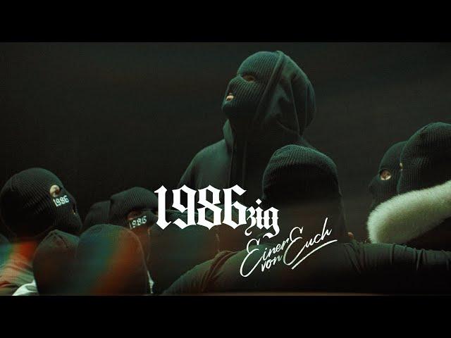 Rap NEU: Einer Von Euch von 1986Zig ((jetzt ansehen))