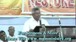 Restore Our Ancient Glory - Message By Pastor P C Cherian