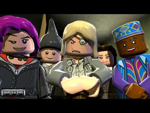 Gameplay de LEGO Harry Potter: Years 5-7