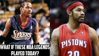These 5 NBA Legends Were BUILT For Today's Era