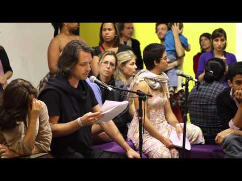 #30bienal | Ricardo Basbaum | Conversa-coletiva 2: grupo, coletivo, experiência