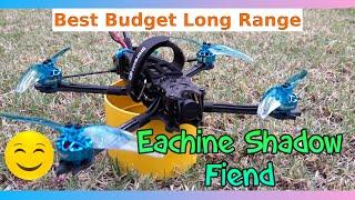 Eachine SHADOW FIEND FPV Drone - BEST budget LR 2021