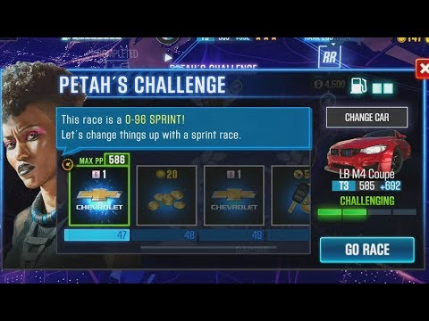 CSR 2 | Tempest 3 | Tier 2 | Summer's Challenge | Time to