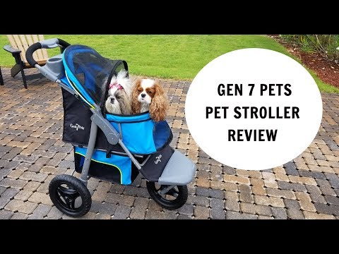 GEN 7 PETS PET STROLLER REVIEW