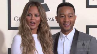 "Chrissy Teigen Explodes On The Grammy Red Carpet! ""F*ck You!"""