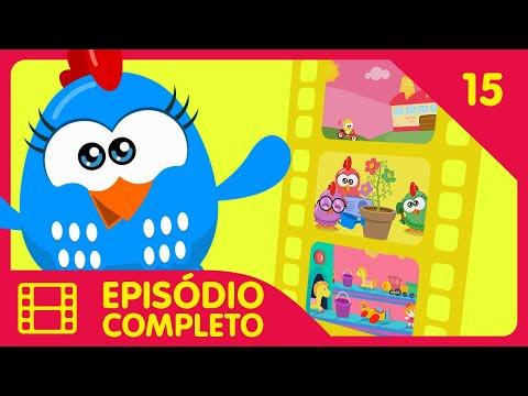 Galinha Pintadinha Mini - Episódio 15 Completo - 12 min