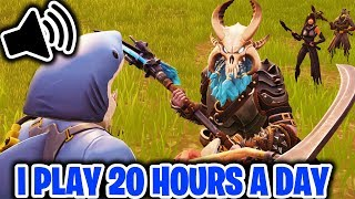 ANGRY MOM YELLS AT KID FOR PLAYING 20 HOURS OF FORTNITE A DAY!!!