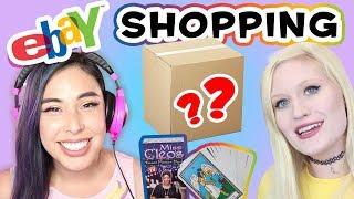 Mystery eBay Gift Box Challenge w/Cybernova!