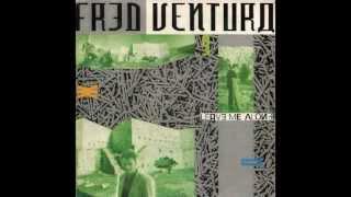 """Fred Ventura - Leave Me Alone (Italo-Disco on 7"""")"""