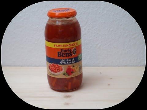 Uncle Bens Süß Sauer Extra Gemüse