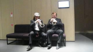 Stukov & Golikov Olympic Master Class - Полёт Шмеля