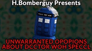 2017 Doctor Who Special Analysis