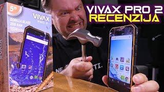 Vivax PRO 2 recenzija - bolji i jeftiniji robusni i vodootporni smartfon (16.05.2018)