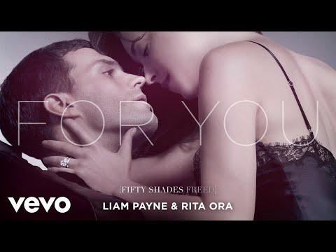 Liam Payne Rita Ora For You Lyricsfifty Shades Freed