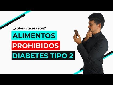 ¿Alimentos Prohibidos En La Diabetes Tipo 2?