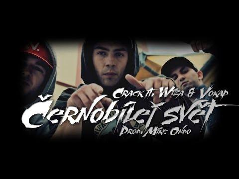 Wiza MC - Crack ft. Wiza & Vokap - Černobílej svět (Official Clip)