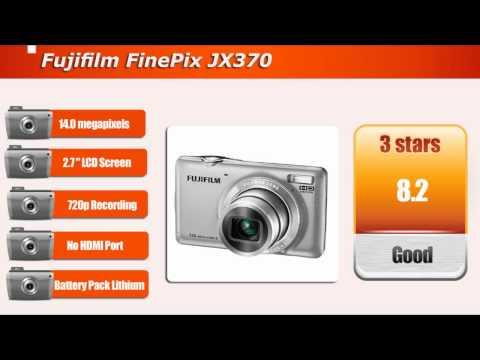 Fujifilm FinePix JX370.flv