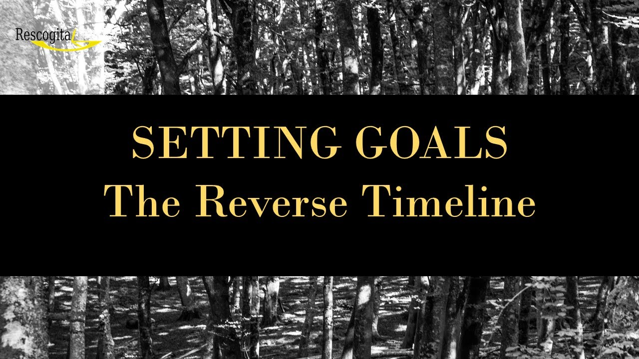 Rescogita Video Tutorials – Reverse Timeline