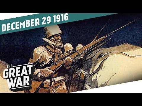 Vražda Rasputina - Velká válka