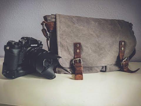 Meine Kameratasche als Hochzeitsfotograf - Preis-Leistungs-Tipp!